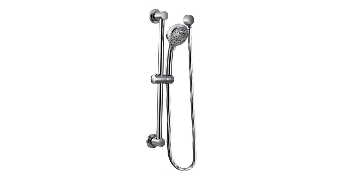 Moen 3669EP Eco Performance Handheld Chrome Showerhead image