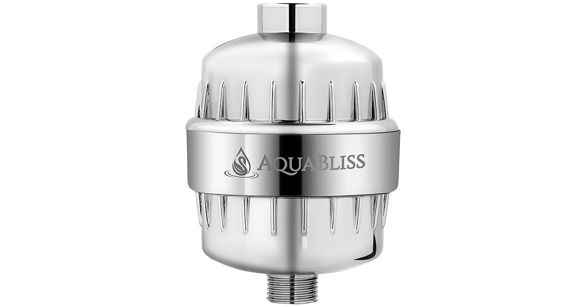 AquaBliss SF100 High Output 12 Stage Shower Filter image