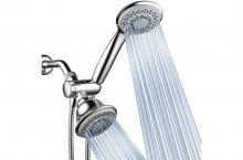 Hotelspa 30-Setting Spiralflo Shower Head – Numerous features yet less expensive!
