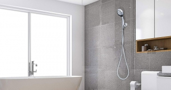 Save both water and water costs with these Best-Rated Low Flow Shower Heads 2020