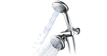 Hydroluxe 1433 Handheld Chrome Finish Showerhead image
