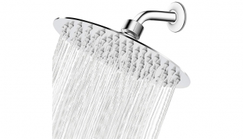 Nearmoon 8 Inch Rain Showerhead – Looks stylish & gives ultimate shower experience!