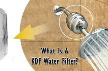 Does KDF Water Softener Filter Remove Chloramines?
